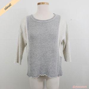 [Calvin Klein Performance] Two-Tone Sweatshirt